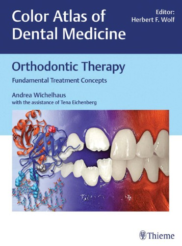 دانلود کتاب Color Atlas of Dental MedicineOrthodontic Therapy: Fundamental Treatment Concepts (Color Atlas of Dental Medicine)