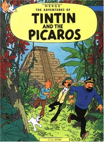 دانلود کتاب Tintin and The Picaros (The Adventures of Tintin 23) 9780316358491