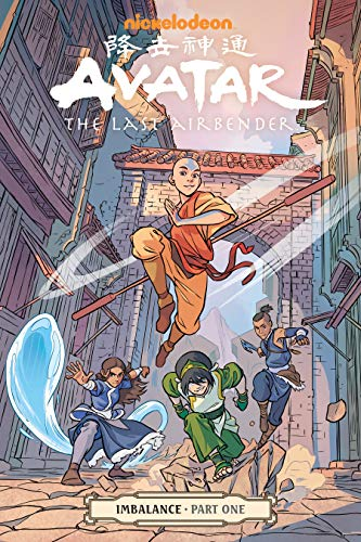 دانلود کتاب Avatar: the Last Airbender SeriesAvatar: The Last Airbender—Imbalance Part One [Original retail ed.] 1506704891