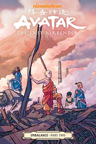 دانلود کتاب Avatar: the Last Airbender SeriesAvatar: The Last Airbender—Imbalance Part Two [Original retail ed.] 1506706525