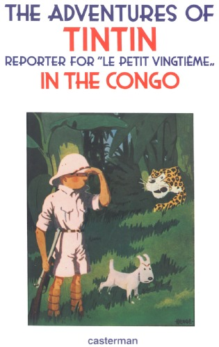 دانلود کتاب Tintin in The Congo (The Adventures of Tintin 2) از ستاتیرا