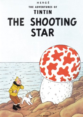 دانلود کتاب The Shooting Star (The Adventures of Tintin 10) 9780316358514