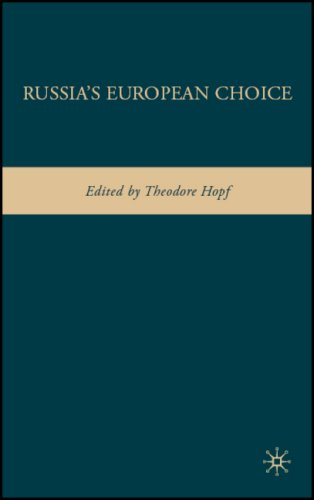 دانلود کتاب Russia's European Choice [First Edition] 0230605869