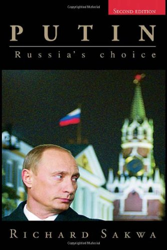 دانلود کتاب Putin: Russia's Choice