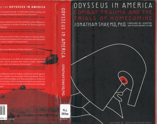 دانلود کتاب Odysseus in America: combat trauma and the trials of homecoming از ستاتیرا