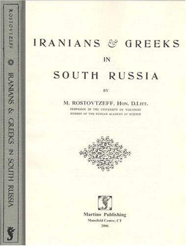 دانلود کتاب Iranians & Greeks in South Russia 1578986125