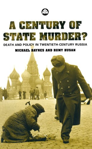 دانلود کتاب A Century of State Murder?: Death and Policy in Twentieth Century Russia [illustrated edition] 0745319300
