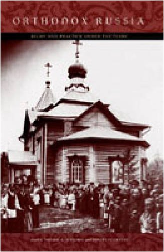 دانلود کتاب Orthodox Russia: Belief and Practice Under the Tsars 027102349X