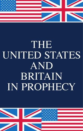 دانلود کتاب The United States and Britain in Prophecy 1403342660