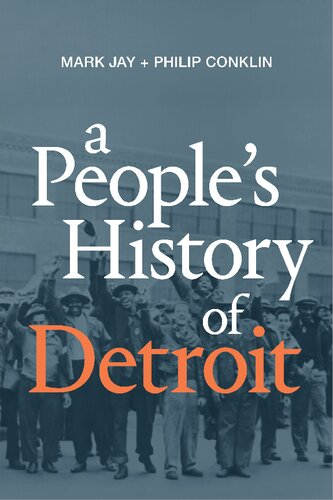 دانلود کتاب A People's History of Detoit 2019033498