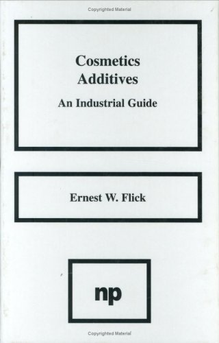 دانلود کتاب Cosmetics Additives - An Industrial Guide [2 ed.] 9780815512554