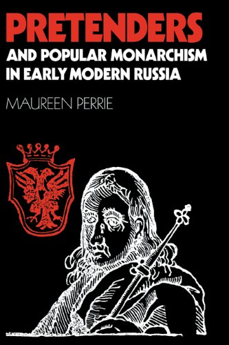 دانلود کتاب Pretenders and Popular Monarchism in Early Modern Russia: The False Tsars of the Time and Troubles 9780511523465