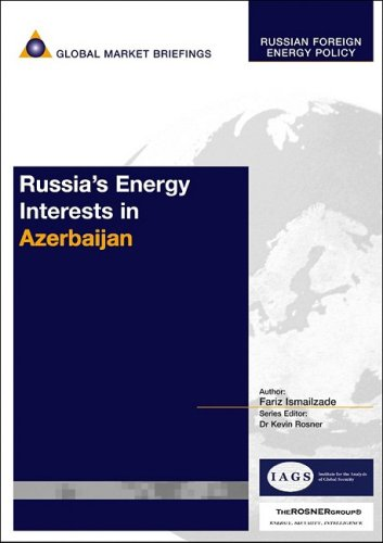 دانلود کتاب Russian Foreign Energy PolicyRussia's Energy Interests in Azerbaijan 1905050429