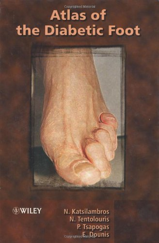 دانلود کتاب Atlas of the Diabetic Foot [1 ed.] 0-471-48673-6