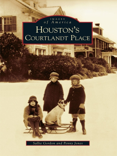 دانلود کتاب Images of America: TexasHouston's Courtlandt Place 1531646581