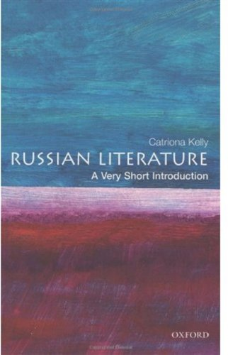 دانلود کتاب A Very Short IntroductionRussian Literature: A Very Short Introduction (Very Short Introductions) 9780192801449