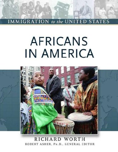 دانلود کتاب Africans In America (Immigration to the United States) 0816056919