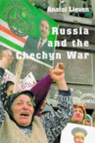 دانلود کتاب Chechnya: Tombstone of Russian Power [1st ed] 0300073984