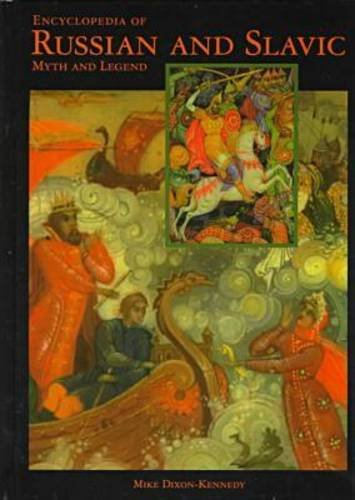 دانلود کتاب Encyclopedia of Russian & Slavic myth and legend 1576070638