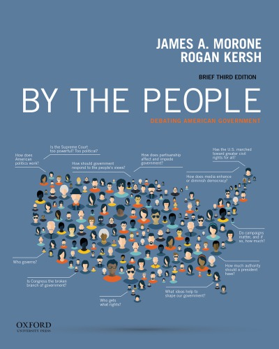 دانلود کتاب By the People: Debating American Government [Paperback ed.] 0190216735