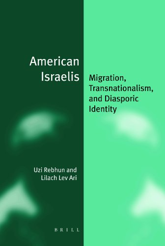دانلود کتاب Jewish Identities in a Changing World 13American Israelis 9004183884