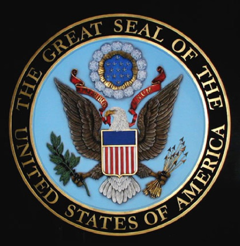 دانلود کتاب Great Seal of the United States [10th ed.] 0938002015
