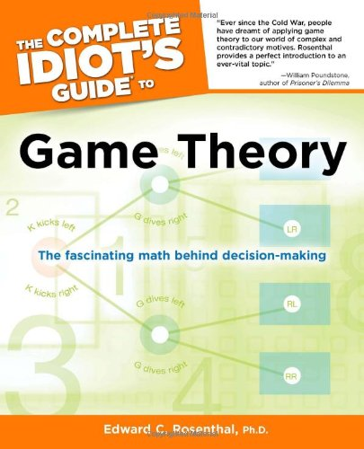 دانلود کتاب The Complete Idiot's Guide to Game Theory   161564055X