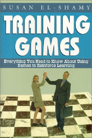 دانلود کتاب Training Games: Everything You Need to Know About Using Games to Reinforce Learning [1 ed.] 1579220401