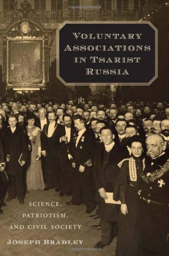 دانلود کتاب Voluntary Associations in Tsarist Russia: Science
