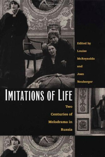 دانلود کتاب Imitations of Life: Two Centuries of Melodrama in Russia 0822327902