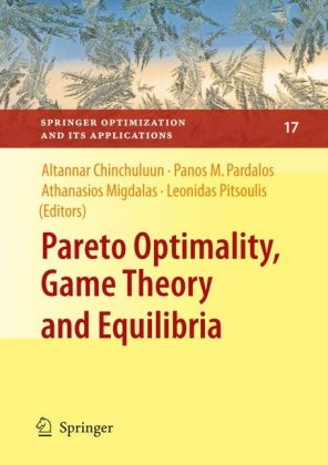 دانلود کتاب Springer optimization and its applications 17Pareto optimality