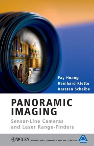 دانلود کتاب Panoramic Imaging: Sensor-Line Cameras and Laser Range-Finders [1 ed.] 0470060654