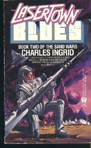 دانلود کتاب Lasertown Blues - The Sand Wars II [First Edition] 0886772605